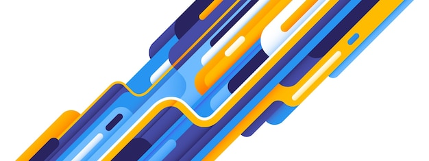 Futuristic style abstract background.