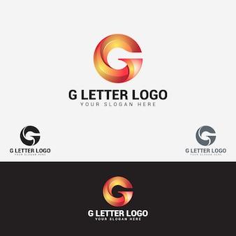 G文字ロゴ