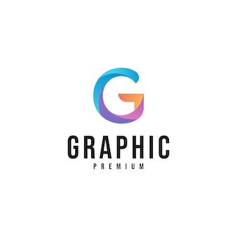 文字gロゴ