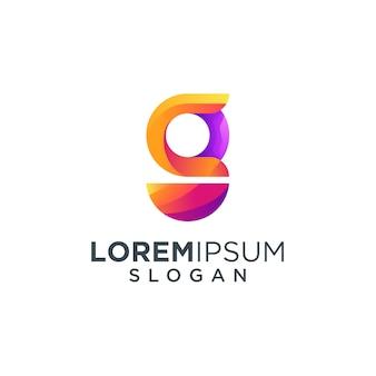 Буква g логотип