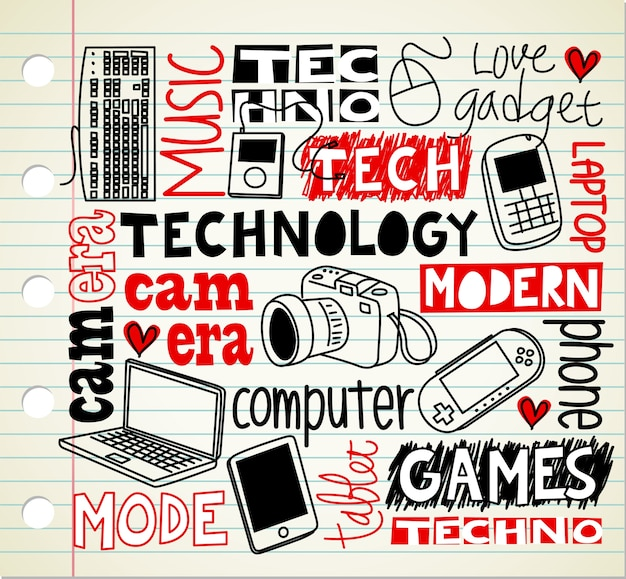 Gadget doodle