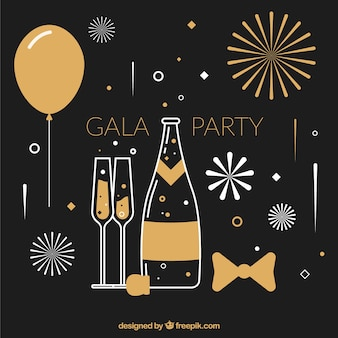 Gala party