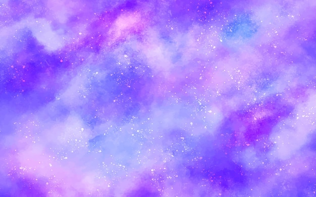 Galactic astral background