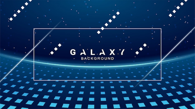 Galaxy background. abstract space background