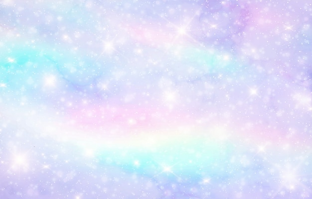 Galaxy fantasy background