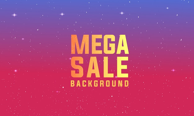 Galaxy mega sale background
