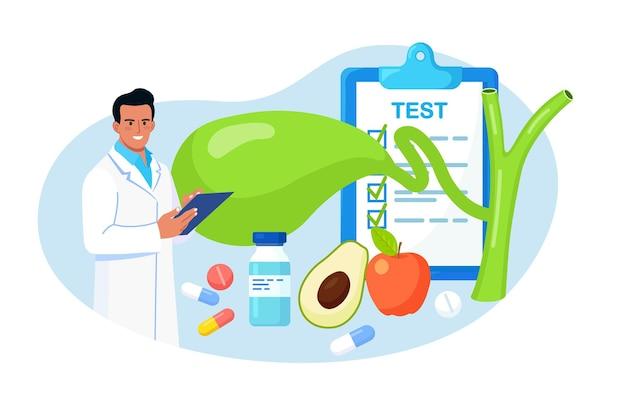 Gallbladder. doctors treat gallstones. gastroenterologist scientist doctor examine gall bladder. biliary dyskinesia problems. cholecystitis laboratory research. healthcare, medical research