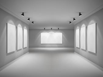 Gallery Interior Realistic