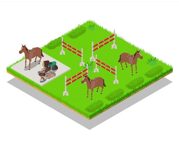 Gallop concept scene
