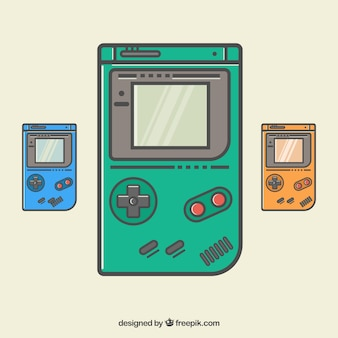 gameboy vectors photos and psd files free download