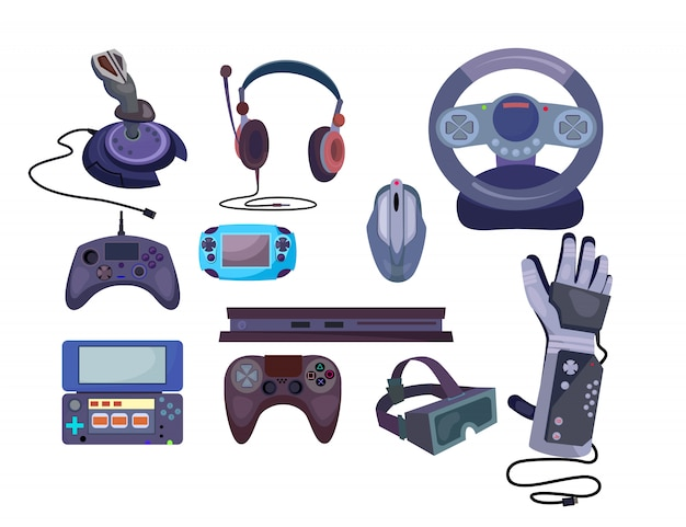 Game gadgets set