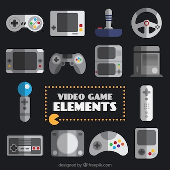 Elemento game pack