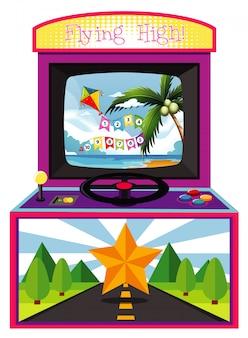 Игровой автомат для подсчета чисел