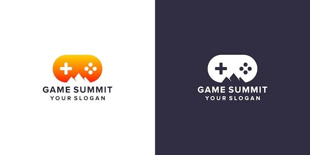 Дизайн логотипа саммита игры