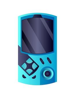 게임 장비. 게임 엔터테인먼트용 비디오 콘솔. e-스포츠 액세서리. 게이머 토너먼트 또는 챔피언십을 위한 요소입니다.