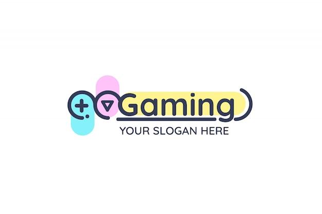 게임 로고