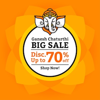 Ganesh chaturthi sales
