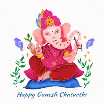 Ganesh chaturthiイベントのテーマ