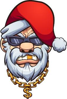 Gangster santa