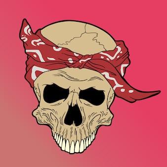 ギャングスターの頭蓋骨