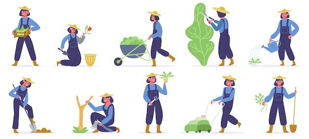 정원 노동자