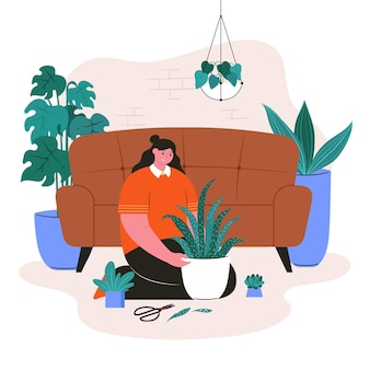 Садоводство дома