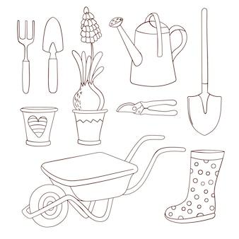 Gardening cares spring work details