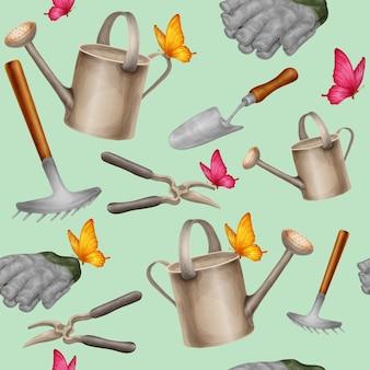 Дизайн садоводство узор