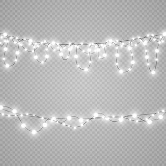 Garland string light bulbs.