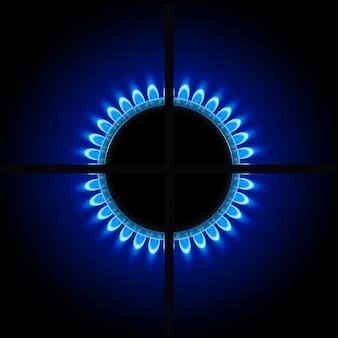 Gas in the dark