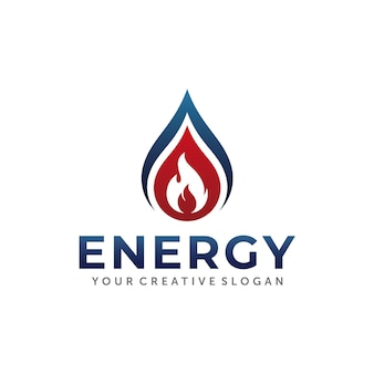 Gas and oil logo design