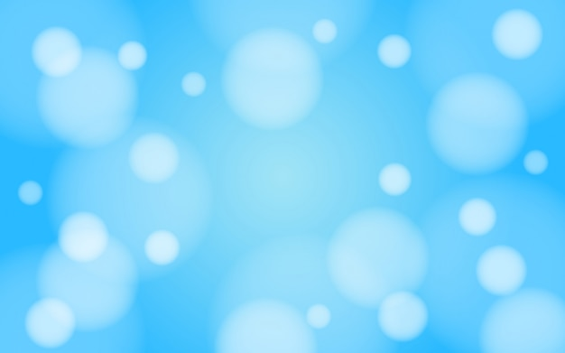 Gaussian blur bokeh background wallpaper vector design