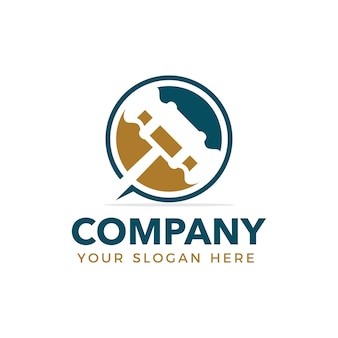 Логотип gavel