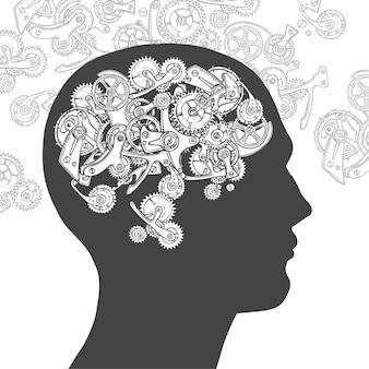 Снасти голову мыслящего человека