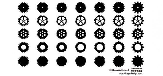 Gear wheel 2