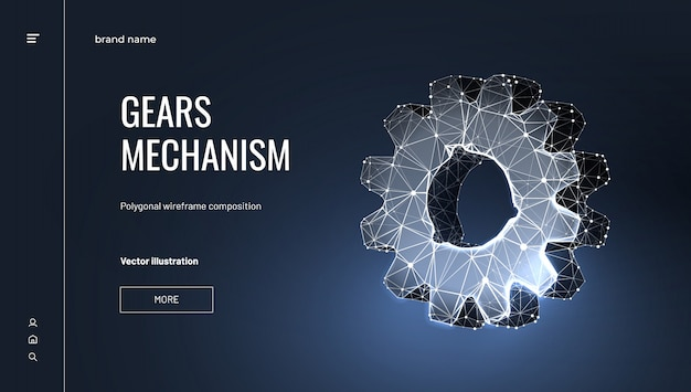 Gears. technology and innovation