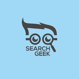 Логотип geek