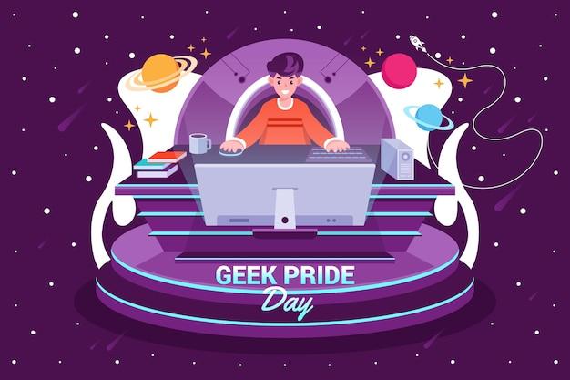Geek гордость день