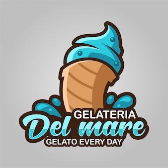 Gelateriaロゴ