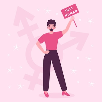 Accettazione dell'identità di genere