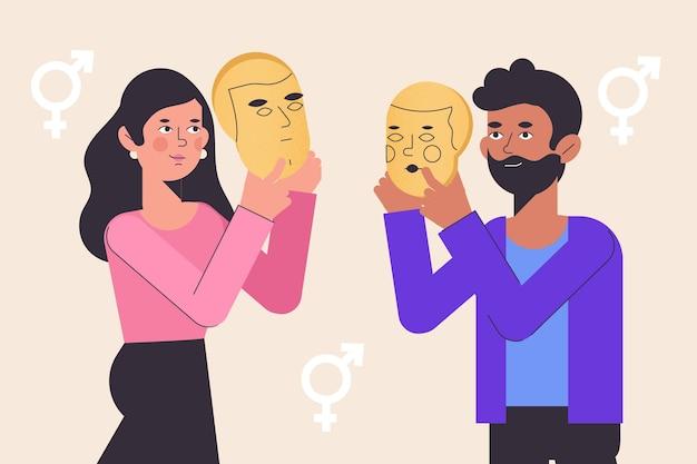 Концепция гендерной идентичности