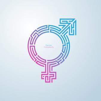 Gender maze