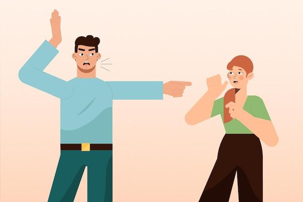 La violenza di genere pro concetto di diritti civili