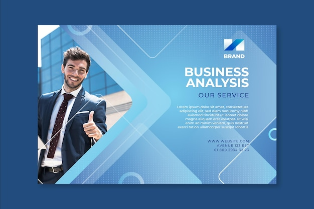 General business banner