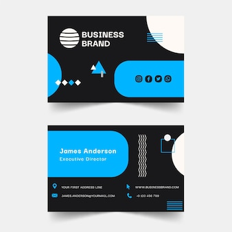 General business business card