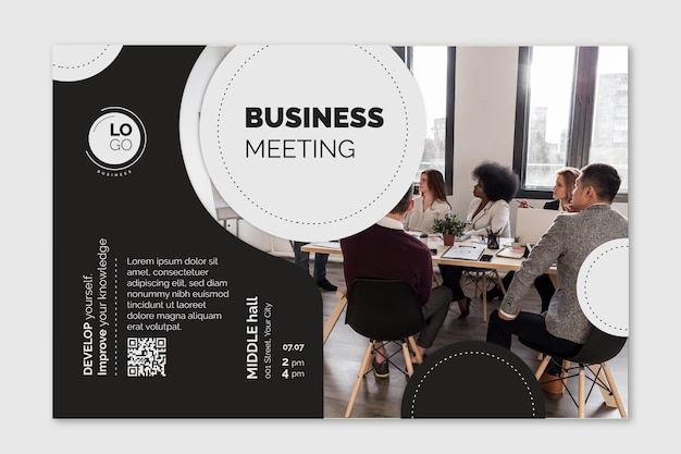 General business horizontal banner