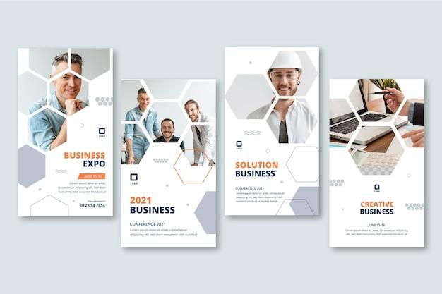Коллекция рассказов о бизнес-инстаграм