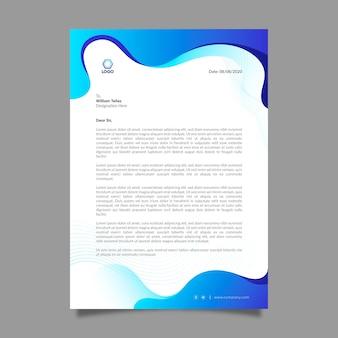 General business letterhead