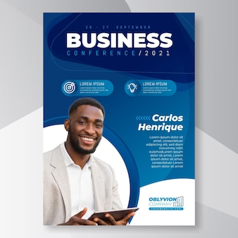 General business poster