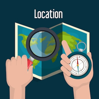 Geographic location system